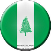 Norfolk Islands Wholesale Novelty Metal Circular Sign
