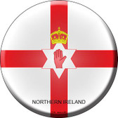 Northern Ireland Country Wholesale Novelty Metal Circular Sign
