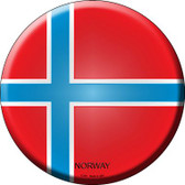 Norway Country Wholesale Novelty Metal Circular Sign