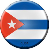 Cuba Country Wholesale Novelty Metal Circular Sign