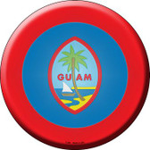 Guam Country Wholesale Novelty Metal Circular Sign