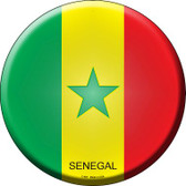 Senegal Country Wholesale Novelty Metal Circular Sign