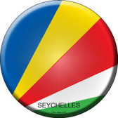 Seychelles Country Wholesale Novelty Metal Circular Sign