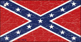 Confederate Flag Distressed Wholesale Novelty Key Chain