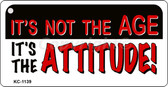 Attitude Wholesale Novelty Key Chain