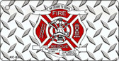Fire Rescue Diamond Wholesale Novelty Key Chain