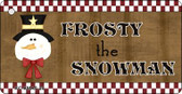 Frosty Wholesale Novelty Key Chain