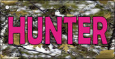 Hunter Camo Pink Wholesale Novelty Key Chain