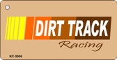 Dirt Track Wholesale Novelty Key Chain KC-2006