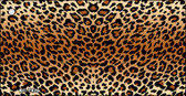 Cheetah Print Background Wholesale Novelty Key Chain