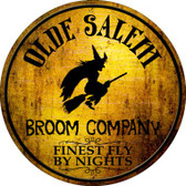 Salem Broom Company Wholesale Novelty Metal Circular