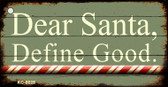 Dear Santa Wholesale Novelty Key Chain