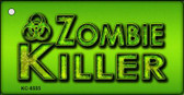 Zombie Killer Wholesale Novelty Key Chain