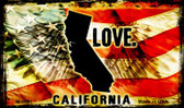 Love California Wholesale Novelty Metal Magnet