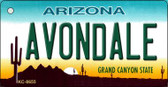 Avondale Arizona Background Wholesale Novelty Key Chain
