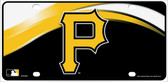 Pirates Novelty Wholesale Metal License Plate