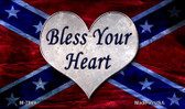 Bless Your Heart Wholesale Novelty Metal Magnet