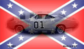 Confederate General Lee Wholesale Novelty Metal Magnet