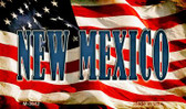 New Mexico Wholesale Novelty Metal Magnet