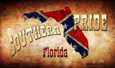 Southern Pride Florida Wholesale Novelty Metal Magnet