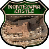 Montezuma Castle Wholesale Metal Novelty Highway Shield