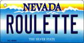 Roulette Nevada Background Wholesale Novelty Key Chain
