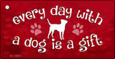 Dog Is A Gift Wholesale Novelty Key Chain