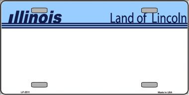 Old illinois novelty state background blank wholesale for Buy illinois fishing license online