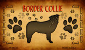 Border Collie Wholesale Magnet