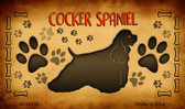 Cocker Spaniel Wholesale Magnet