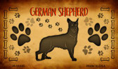 German Shepard Wholesale Magnet
