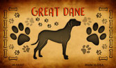Great Dane Wholesale Magnet