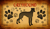 Greyhound Wholesale Magnet