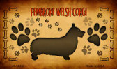 Pembroke Welsh Corgi Wholesale Magnet