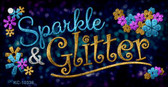 Sparkle And Glitter Wholesale Key Chain
