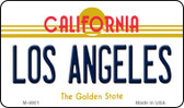 Los Angeles California State License Plate Wholesale Magnet
