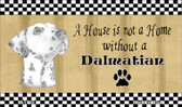 Dalmatian Pencil Sketch Wholesale Magnet M-1718