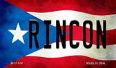 Rincon Puerto Rico State Flag Wholesale Magnet M-11374