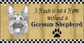 German Shepherd Pencil Sketch Wholesale Key Chain KC-1703