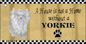 Yorkie Pencil Sketch Wholesale Key Chain KC-1706
