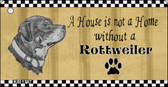 Rottweiler Pencil Sketch Wholesale Key Chain KC-1717