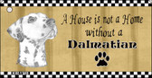 Dalmatian Pencil Sketch Wholesale Key Chain KC-1718