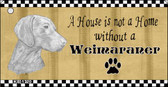 Weimaraner Pencil Sketch Wholesale Key Chain KC-1720