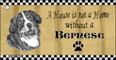 Bernese Pencil Sketch Wholesale Key Chain KC-1728