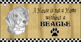 Beagle Pencil Sketch Wholesale Key Chain KC-1701