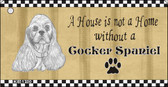 Cocker Spaniel Pencil Sketch Wholesale Key Chain KC-1700