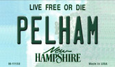 Pelham New Hampshire State License Plate Wholesale Magnet M-11150