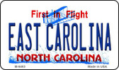 East Carolina State License Plate Wholesale Magnet M-6463
