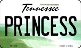 Princess Tennessee State License Plate Wholesale Magnet M-6439
