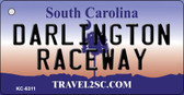 Darlington Raceway South Carolina License Plate Wholesale Key Chain